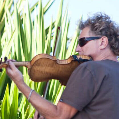 Thomas Goodlunas, Fiddle, Violin, Music
